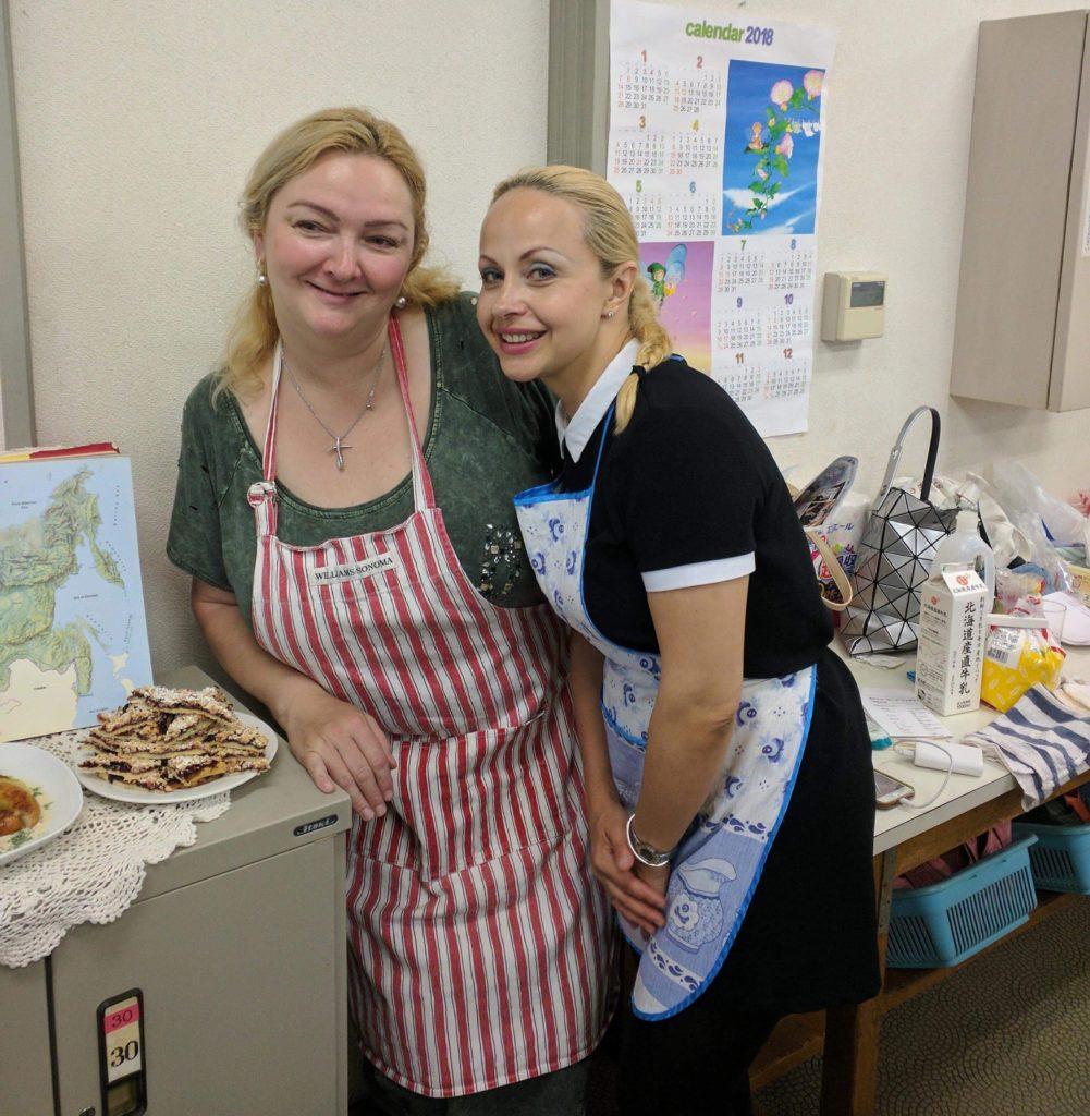 リトアニア料理教室 2021年1月31日13:00-16:30@菊名地区センター